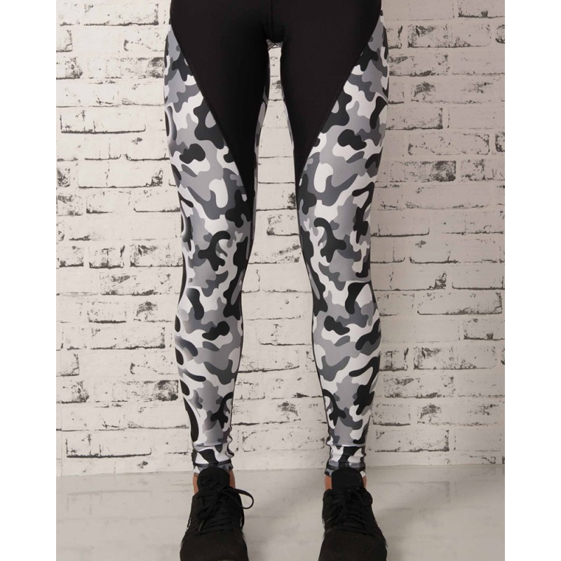 FITNESS PANTS - Moro Camouflage | women | S