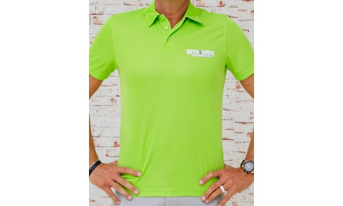 FUNCTIONAL POLO SHIRT - GREEN | men